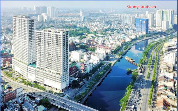 Giá nhà bất động sản trung tâm Sài Gòn