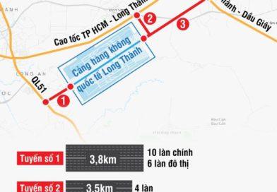 Đất Nhơn Trạch tăng giá cùng tin tức sân bay Long Thành và cầu Cát Lái