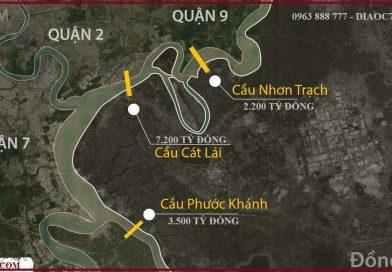 11.900 tỷ đồng xây cầu nối Đồng Nai và TP HCM