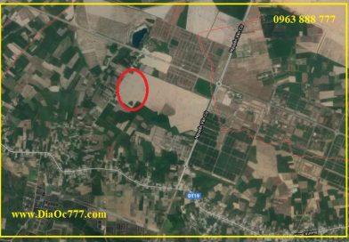 Khu tái định cư hơn 44ha ở Phước An, Nhơn Trạch được quy hoạch 1/500